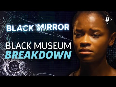 Black Mirror Season 4 Black Museum Breakdown And Easter Eggs!