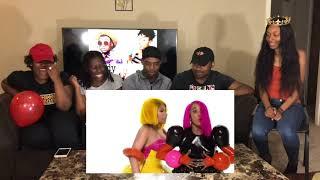 Video Nicki Minaj - Barbie Tingz Music Video Reaction. MP3, 3GP, MP4, WEBM, AVI, FLV Mei 2018