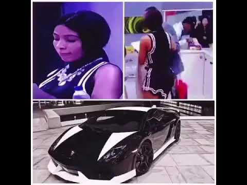 Mercy Lamborghini of BBNaija!!! Pepper dem Queen