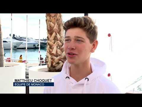 Sailing: the Monaco optimist team race