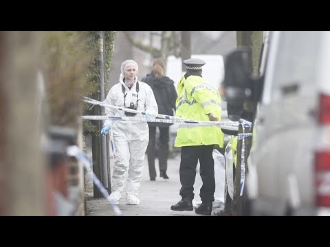 Body Found In Front Garden In Liverpool