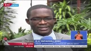 Umoja wa bara ulaya waipa IEBC milioni 56