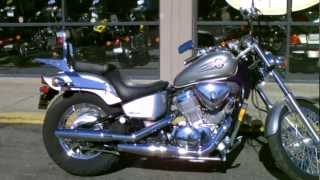 8. Contra Costa Powersports-Used 2006 Honda Shadow VLX Deluxe 600cc V-Twin Cruiser