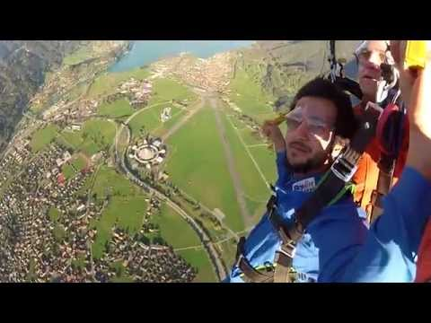 Bader Skydive Interlaken