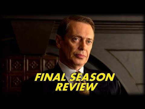 Boardwalk Empire   Season 5 Review - Rushed & Anticlimatic?