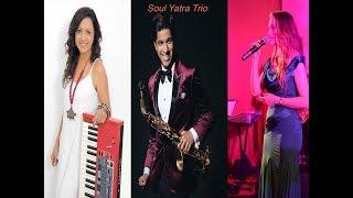 SOUL YATRA trio: Mahindra.