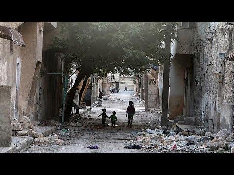Συρία: Κρίσιμες επαφές Ουάσιγκτον – Μόσχας για εκεχειρία στο Χαλέπι