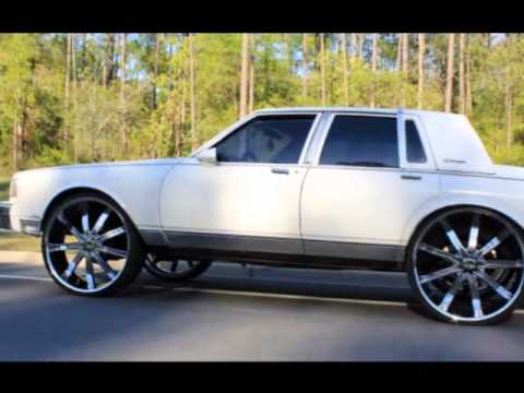 o's box chevy on 28's