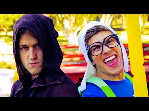 KISS YOU – ONE DIRECTION (MUSIC VIDEO COVER) JOEY GRACEFFA & LUKE CONARD