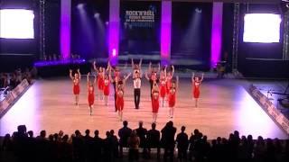 Ecktown Showteam - Deutsche Meisterschaft 2014