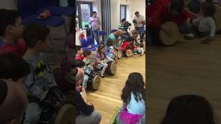 Book African Drumming Workshops for Schools