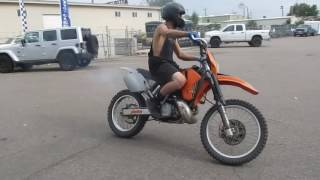 8. 1996-(1998) KTM 300 EXC MOTOR AND PARTS FOR SALE ON EBAY