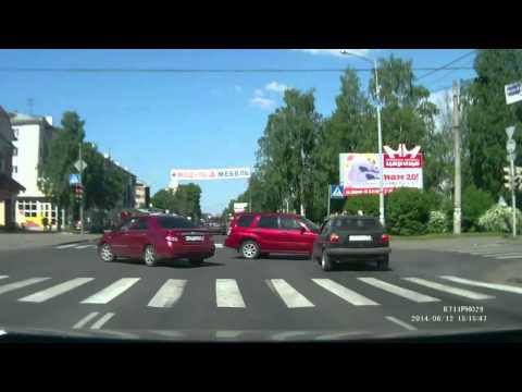 Авария в Архангельске