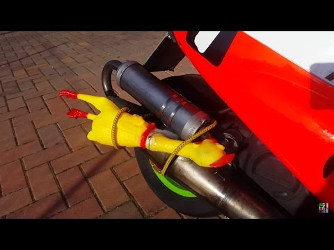 Video Chicken silencer on Piaggio Zip Sp 172 Malossi MHR download in MP3, 3GP, MP4, WEBM, AVI, FLV January 2017