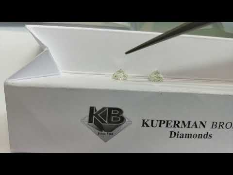 Difference between Gia and IGI certified Diamonds - live compare