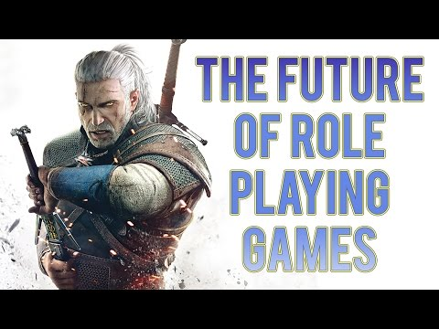 The Future of RPGs: Virtual Reality, Evolving Worlds, Multiplayer, and more!