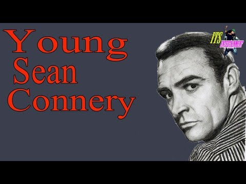 Top 30 Best  Pictures of  Young Sean Connery