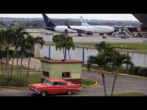 Συμφωνία ΗΠΑ-Κούβας για αποκατάσταση των πτήσεων μεταξύ τους