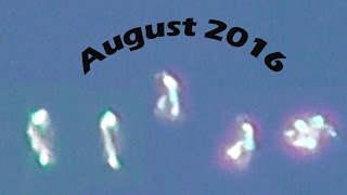 Sylmar (CA) United States  city pictures gallery : A few UFOs seen in Sylmar, CA August 2016