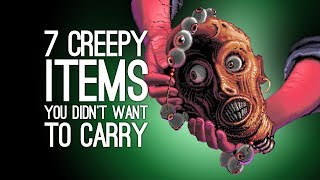 Download Video 7 Creepiest Things You'd Throw Away if They Weren't so Damn Mission-Critical MP3 3GP MP4