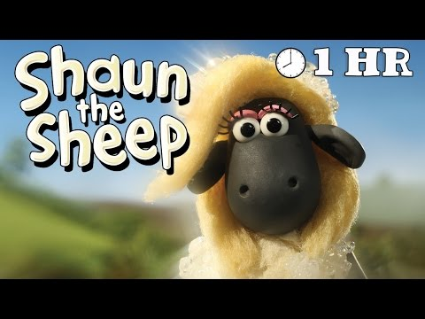 Shaun the Sheep - Season 1 - Episode 11 -20 [1HOUR]