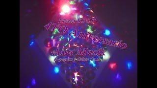 4to Aniversario Asia Musik (Fiesta K-POP)