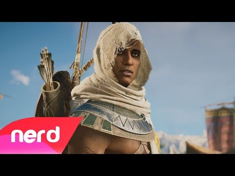 Assassin's Creed: Origins Song | Feather In Blood