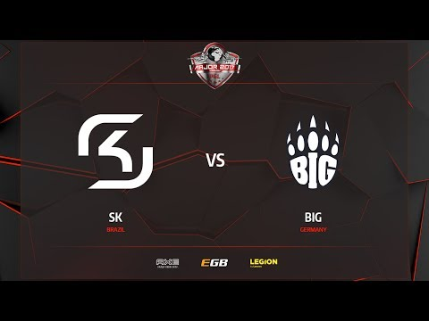 SK vs BIG, inferno, PGL Major Kraków 2017