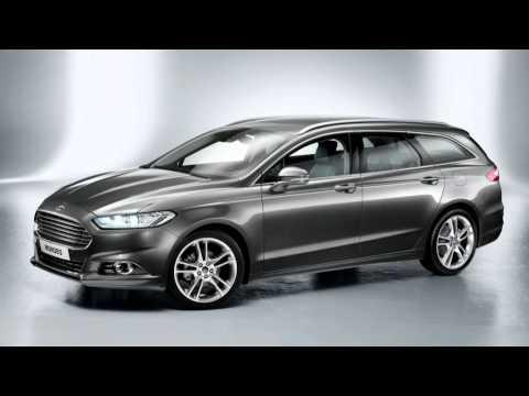 Новый Форд Мондео / Ford Mondeo 2013! Первый взгляд! ВИДЕО