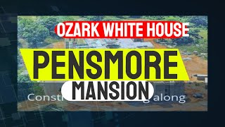 Lake Ozark (MO) United States  city pictures gallery : Pensmore Mansion: The secret of the ozarks-Missouri White House-New world governmnt