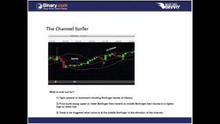 Advanced Bollinger Bands Theory- Binary.com