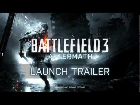 Battlefield 3 Aftermath Launch Trailer
