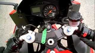 9. Triumph Daytona 600 Micro Review