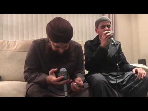Video Lajpal Nabi Mere Ismail Hussain & Owais Qadri Duet download in MP3, 3GP, MP4, WEBM, AVI, FLV January 2017