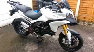 9. ★ DUCATI MULTISTRADA 1200 2010 REVIEW ★