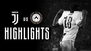 HIGHLIGHTS: Juventus vs Udinese - 4-1 - Moise Kean brace on first Serie A start!