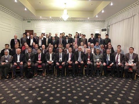 SDE Kazakistan -Türkiye İlişkilerinin Geleceği Sempozyumu - 3. Bölüm (Kanal A)