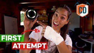 NON-Crack Climber Vs Crack Climbing Gloves: Wideboyz Tape    Climbing Daily Ep.1701 by EpicTV Climbing Daily
