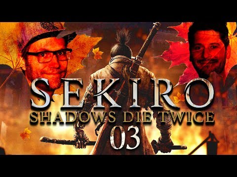 Die Wrestling-Oger | Sekiro Shadows Die Twice mit Simon & Nils #03