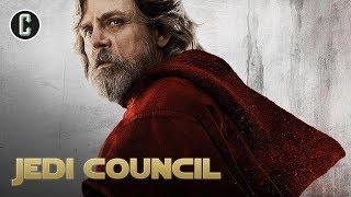 Video Will Luke's Lightsaber Be Red in The Last Jedi? - Jedi Council MP3, 3GP, MP4, WEBM, AVI, FLV Oktober 2017