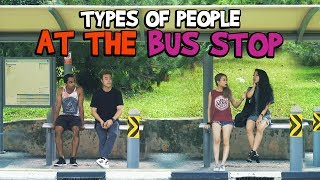 Video Types of People At The Bus Stop MP3, 3GP, MP4, WEBM, AVI, FLV Juli 2018