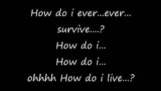 Video how do i live lyrics by Leann Rimes MP3, 3GP, MP4, WEBM, AVI, FLV Juli 2018