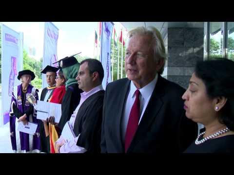 MBS Graduation 2014 Highlights