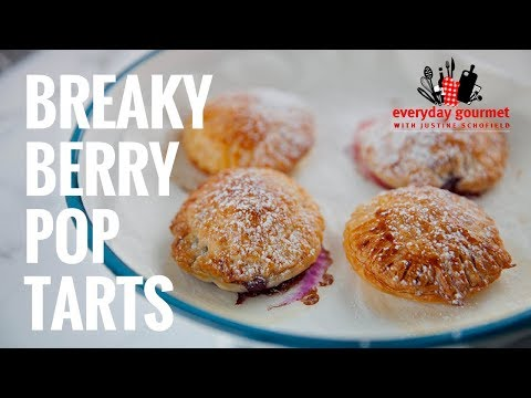 Breaky Berry Pop Tarts | Everyday Gourmet S7 E83