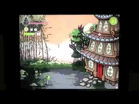 Zombie Samurai by Eye Interactive (видео)