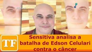 """Em conversa com o TV Fama, Márcia Fernandes fala sobre a luta do ator contra o câncer. """"É um carma de vidas passadas"""",..."""