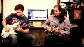 Keshet's Student Jams: Mat's Dorian Jam - Guitar Lessons