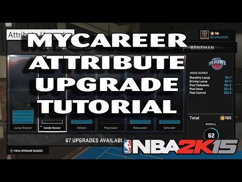 attribute - NBA 2K15 Next Gen MyCareer Drop a like and SUBSCRIBE if you want to see more NBA 2K15: http://youtube.com/subscription_center?add_user=Boneman9000 NBA 2K15 N...