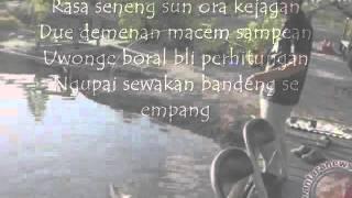 Juragan Empang (Lirik) Video