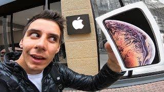 iPhone XS MAX за 130.000р. уже ЗАГЛЮЧИЛ